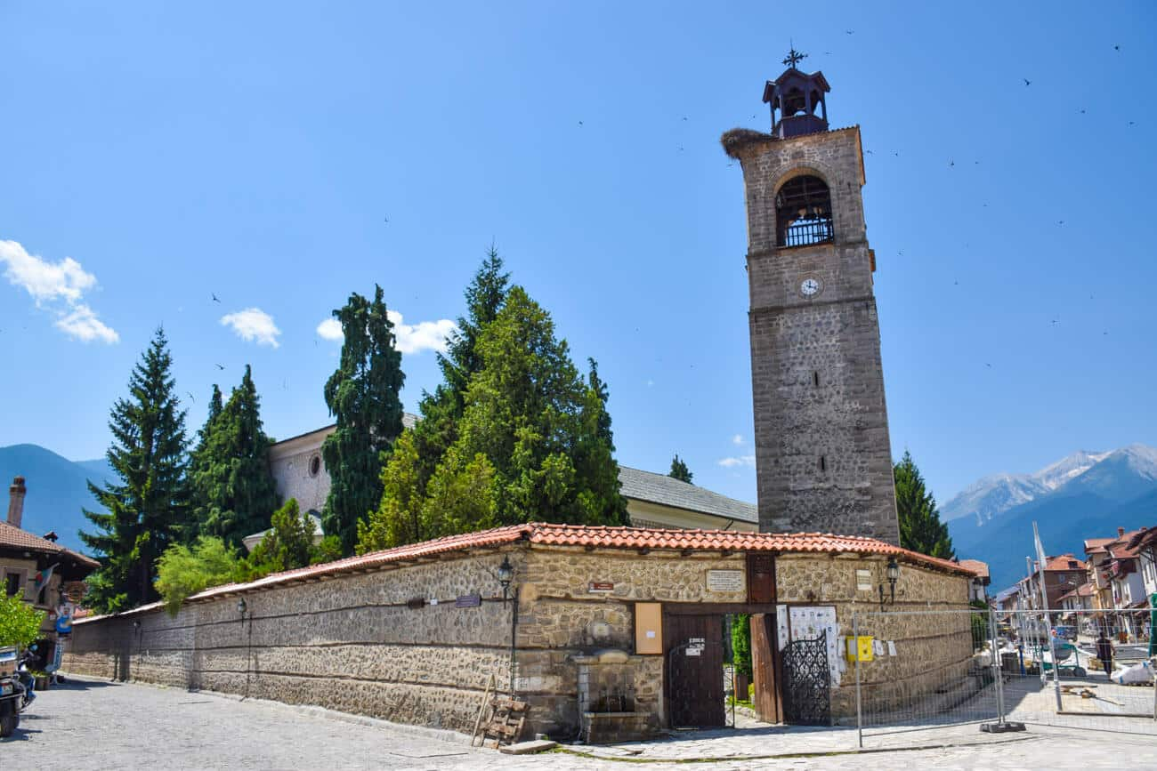 Cultural attractions in Bansko and the surrounding area